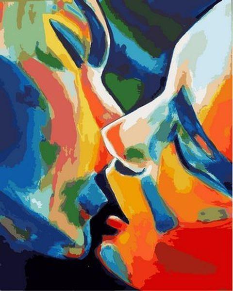 Картина за номерами 40×50 див. Mariposa Єдність Художник Helena Wierzbicki (Q 2175)