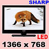 Телевізор SHARP LC-22DV240E (k.8032)