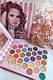 Палетка теней для век Victoria's Secret Love Shine Matte Gorgeous Eye Shadows Palette, фото 2