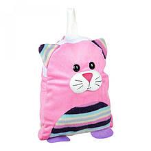 Сумка-рюкзак Fancy котенок детская 29 см (RKT01)