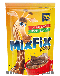 Какао напиток Mix Fix 500 гр. Польша