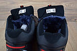 Зимние ботинки The North Face Ultra 110 черные кожа 41-46рр. Живое фото. Реплика, фото 2
