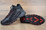 Зимние ботинки The North Face Ultra 110 черные кожа 41-46рр. Живое фото. Реплика, фото 7