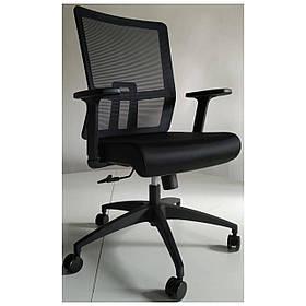 Кресло Fix Black, Black/ Black (AMF-ТМ)