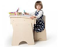 """Зростаюча Парта та стілець """"Від 3 до 15"""", 70 см, фото 1"""