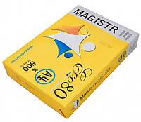 БУМАГА  А4 500 Листов MAGISTR Eco80