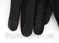 Мужские перчатки с сенсорными пальчиками, фото 3