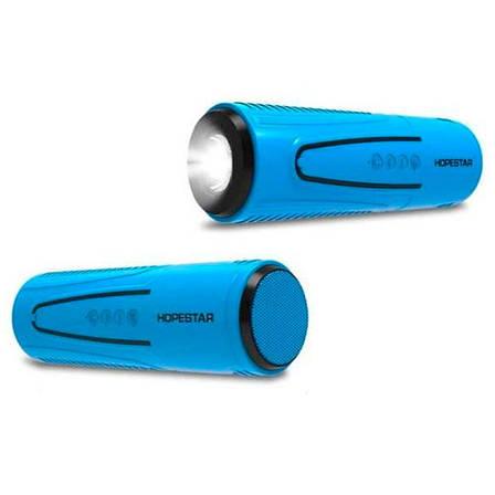 Колонка Bluetooth HOPESTAR P3 + фонарик  + ПОДАРОК: Настенный Фонарик с регулятором BL-8772A, фото 2