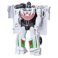 Трансформер Hasbro Transformers Кибервселенная Wheeljack (E3522-E3646)