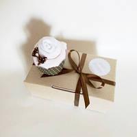 Пирожное Berry cupcake / Blueberry cupcake / Cherry cupcake / Pistachio cupcake / Raspberry cupcake