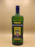 Ликер Becherovka 1L Бехеровка 1л