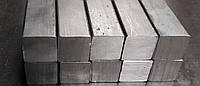 Квадрат калиброванный, квадрат стальной калиброванный, 50 мм, сталь 45