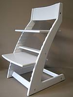 Растущий стул Тимолк, растущий стул Q5 белый