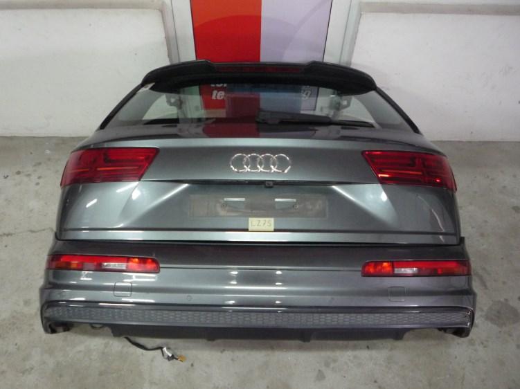 Комплект задней части Audi SQ7 LZ7S