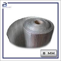 Шумоизоляция 8 мм, вспененный ППЭ | Фольгированный