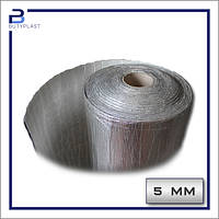 Шумоизоляция 5 мм, вспененный ППЭ | Фольгированный