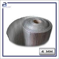 Шумоизоляция 4 мм, вспененный ППЭ | Фольгированный