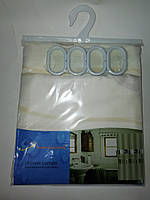 Штора для ванной тканевая 180*180 см