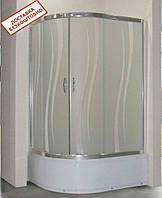 Душова кабіна SANTEH 1115 R R ROLA 115х85х195 права глибокий піддон