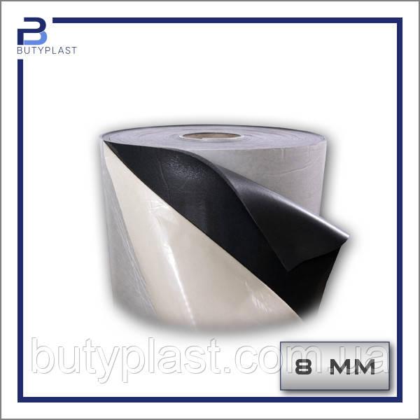 Шумоизоляция для автомобиля, 8 мм,  клеевая,  Изолон Тейп,  сплен