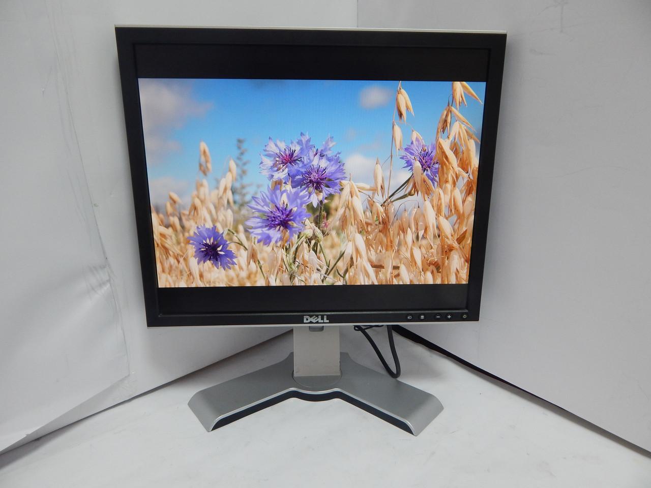 Монитор 19 дюймов DELL 1908FP 1280x1024, DVI, VGA, USB