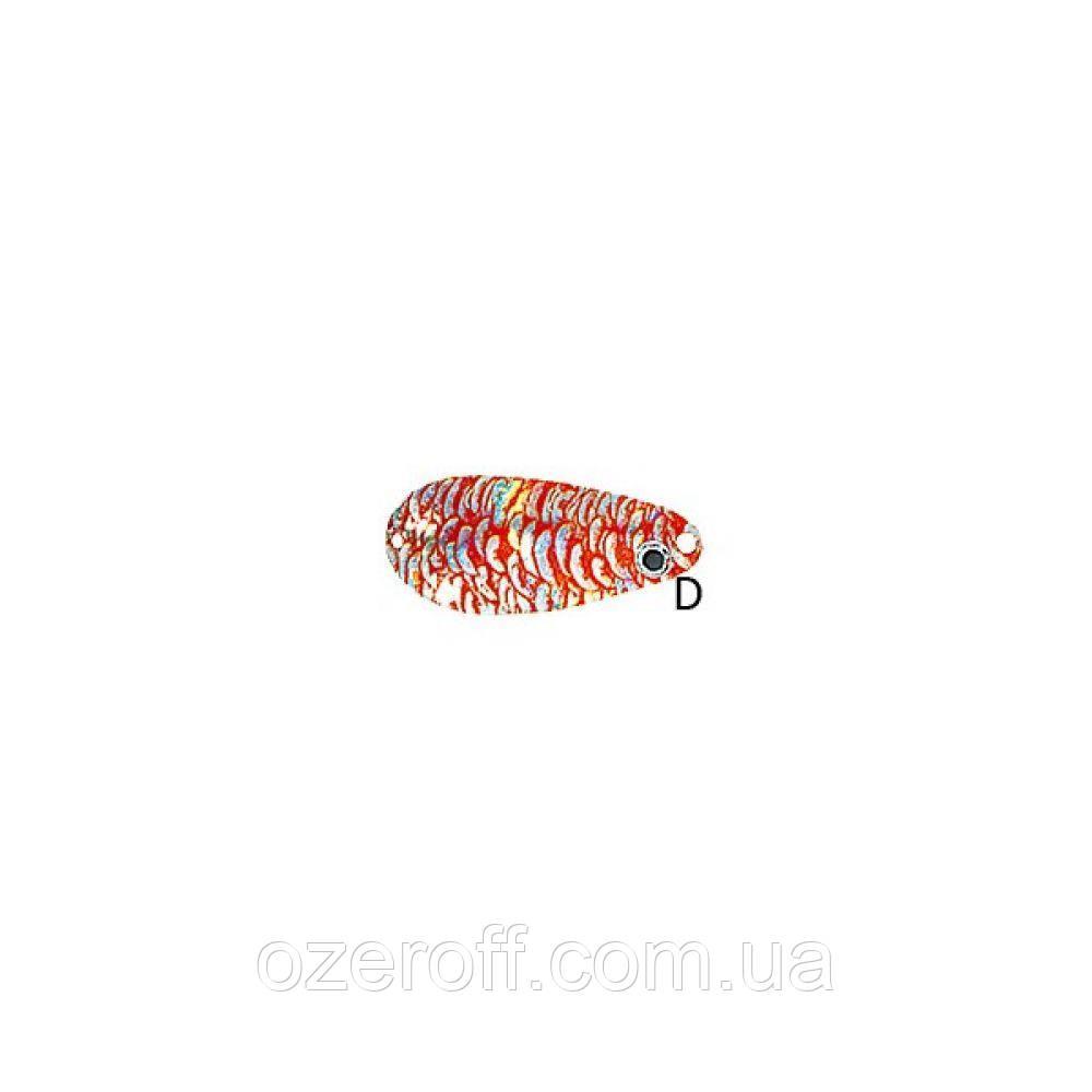 Блесна JAXON Karas Krol 2D / 18г