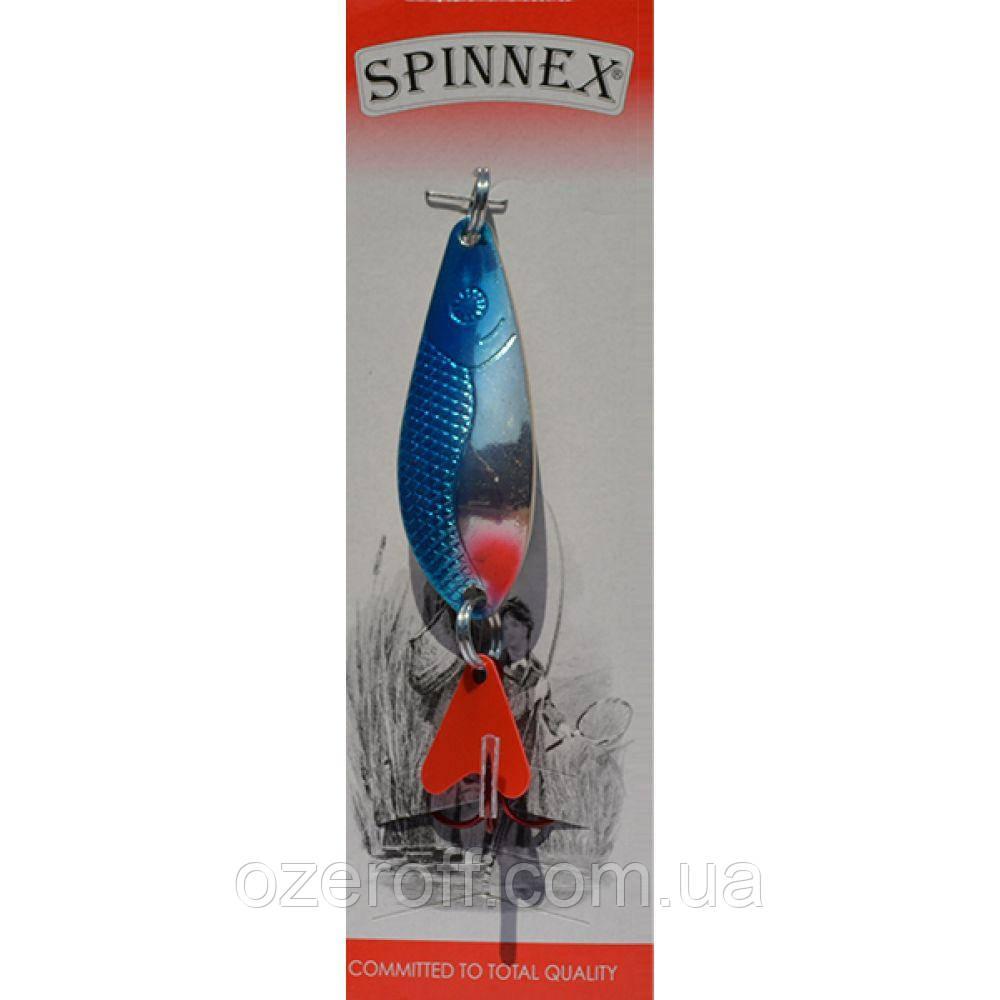 Блесна Spinnex Bass (113)  15g