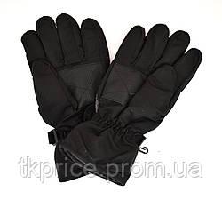 Мужские лыжные перчатки на флисовой подкладке, фото 3