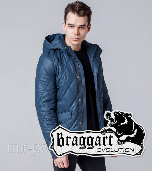 Braggart Evolution 1489 | Мужская ветровка индиго, фото 1
