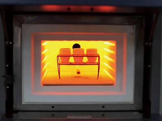 Термическая обработка деталей в печи