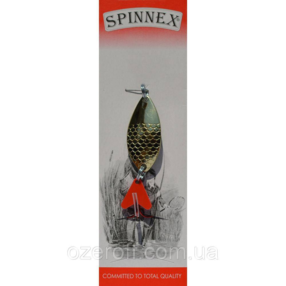 Блесна Spinnex Perch (G)  8g