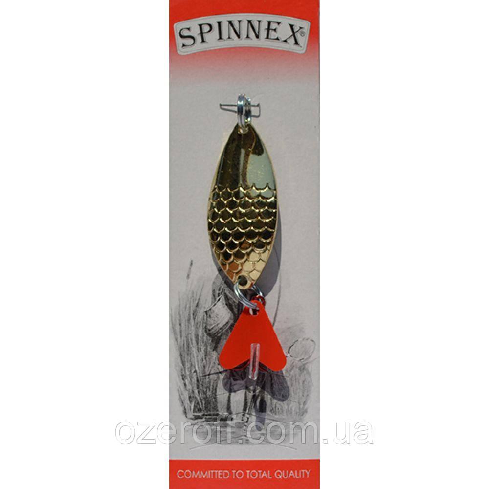 Блесна Spinnex Perch (G)  15g