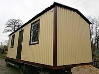 Дачный домик 7,5м х 3 м купить в Киеве