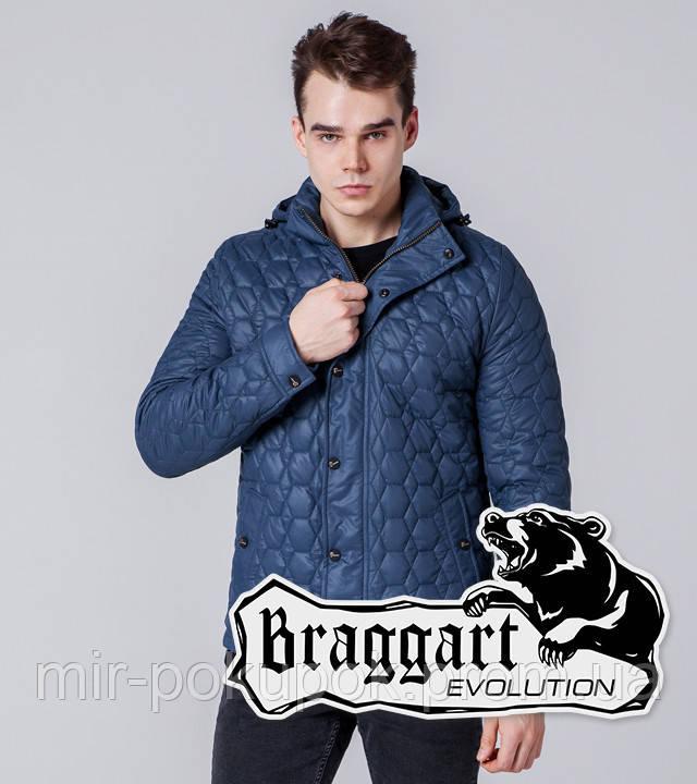 Braggart Evolution 1386 | Мужская ветровка индиго, фото 1