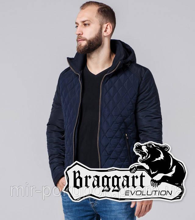 Braggart Evolution 2686 | Мужская куртка с капюшоном т.синяя, фото 1