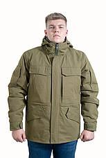 Куртка утеплена M65 SPLIT (со съемной подстежкой), фото 2