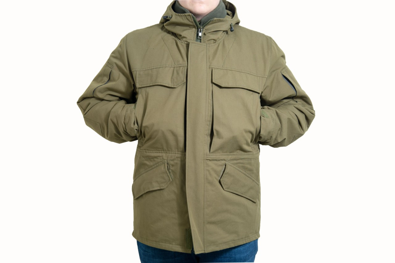 Куртка утеплена M65 SPLIT (со съемной подстежкой)