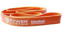🔥✅ Резина для тренировок CrossFit Level 2 Orange PS - 4052