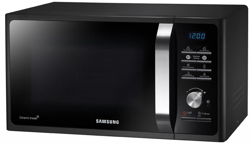Мікрохвильова Samsung_MS23F302TAK/UA