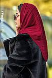 Женская вязанная модная косынка (3цвета), фото 3