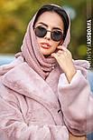 Женская вязанная модная косынка (3цвета), фото 4