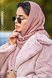 Женская вязанная модная косынка (3цвета), фото 6