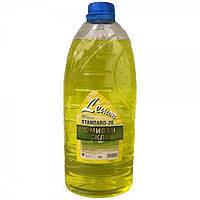Омыватель стекла зимний -20 STANDARD Лимон (канистра 4л) ДК