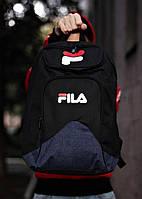 Рюкзак Fila. Прочный и стильный городской рюкзак.