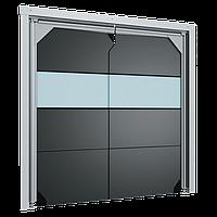Маятниковые двери антивандальные пленочного типа DoorHan SSD-AV, фото 1