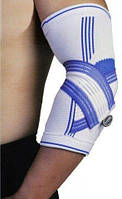 🔥✅ Налокотник Elbow Support Pro PS-6007 L / XL Blue / White