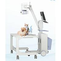 Ветеринарна Електронна рухома Рентген система BT-VETX01 (BTXS04 + панель)