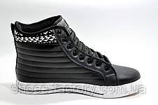 Зимние термо кеды  в стиле Converse, (Флис), фото 3