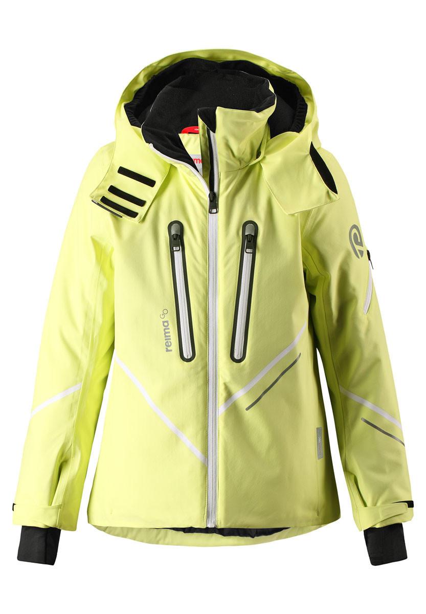 Зимняя куртка для девочки Reimatec 531358-2220. Размер 140. 140
