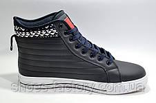 Зимние кеды в стиле Converse, Термо (Флис), фото 3